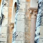 Detail Kirchenfassade | деталь церковного фасада