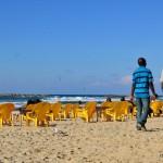 Am Strand | На пляже