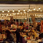 Flohmarkt am Dizengoff | Блошиный рынок на Дизенгоф