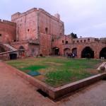 Ansicht Hauptquartier | Вид на крепость