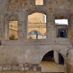 Durchblick zum Eingangsportal | Окна
