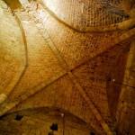 Deckendetail des Speisesaals | Деталь потолка столовой залы