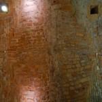 Deckendetail des Rittersaals | Деталь потолка рыцарской залы