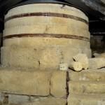originale unterirdische Steele | Оригинальная часть колонны