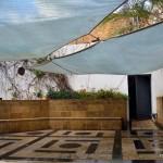 Terrasse des Hammām | Терраса на входе в баню
