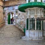 Eingang zur Ahmed-el-Jazzar-Moschee | Вход в мечеть Аль-Джазира