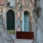 Eingangstür der Ahmed-el-Jazzar-Moschee | Двери мечети Аль-Джазир
