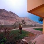 Blick aus unserem Bungalowfenster | Вид из нашего окна