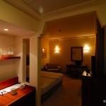 Unser Bungalow im En Gedi Resort Hotel | В бунгало