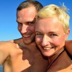 Chrissi & Konstantin im Toten Meer | Красавцы 3