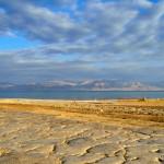 Strandlandschaft am Toten Meer | Ландшафты Мертвого моря