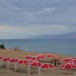 Strand bei En Gedi | Пляж у Айн Геди