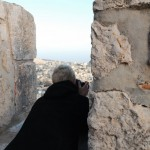 An der Stadtmauer Jerusalems | У городской стены