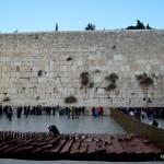 Klagemauer   Стена плача
