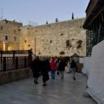Eingang zur Klagemauer   Стена плача