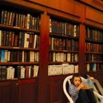 "Bibliothek  der ""inneren"" Klagemauer   Библиотека внутренней части"