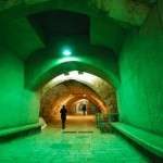 Durchgang in der Altstadt Jerusalem   Переход в Старый Иерусалим