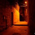 Altstadtgasse in  Jerusalem   В старом городе