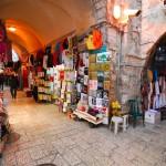 Arabisches Viertel in der Altstadt von Jerusalem   В арабском квартале Старого Иерусалима