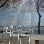 Museumsinnenhof am Yad Vashem | Внутренний двор Yad Vashem