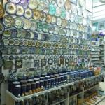 Laden in einer Altstadtgasse von Jerusalem | В  лавке