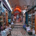 Altstadtgasse von Jerusalem |
