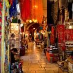 Altstadtgasse von Jerusalem | В Арабском квартале