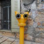 Hydrant | Глазастое