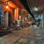 Altstadtgasse von Jerusalem | В Старом Городе