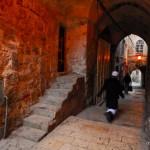 Altstadtgasse von Jerusalem | Улицы Старого Иерусалима