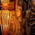 Antik Laden in einer Altstadtgasse von Jerusalem | Лавка антиквариата