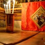 Grabplatte des Heiligen Grabes | Кувуклия - Гроб Господен