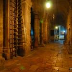Unterer Teil der Grabeskirche | Нижняя часть Храма