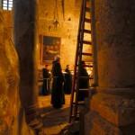Franziskanerprozession der Grabeskirche | Францисканская процессия в Храме