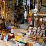 Laden in der Altstadt von Jerusalem | Лавочки старого города