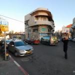 Auf dem Weg nach Jaffa   По дороге в Яффо