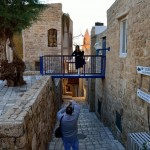 """""""Shooting"""" in der Altstadt von Jaffa   """"Фотосессия в старом городе"""""""