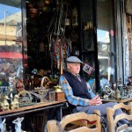 Flohmarktstraße in Jaffa | Улица прилегающая к блошиному рынку в Яффо