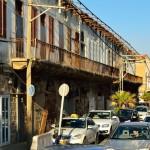 Straße in Jaffa | Улица в Яффо