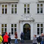 McDonald`s in Bergen...