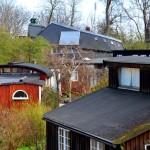 Wohnhäuser in Christiania