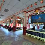 Бирманский храм Дхармакарама | Dharmikarama Burmese Temple