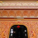 Вход в Золотую Пагоду | Eingang zu dem Goldene Pagoda