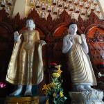 "В зале Золотого Будды | In der ""Goldene Budha"" Halle"