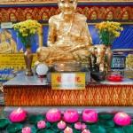 В храме Спящего Будды | Im Tempel des schlafenden Buddhas