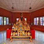Часовня рядом с храмом Спящего Будды | Kapelle neben Tempel des schlafenden Buddhas