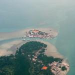 На подлете к Сингапуру | Bald kommt Singapur