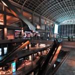 В торговом зале | Im Shoppingcenter