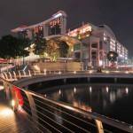Ночной Сингапур | Singapur bei Nacht