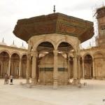 Фонтан для омовений мечети Мухаммада Али | Waschbrunnen in der Muhammad Ali Moschee